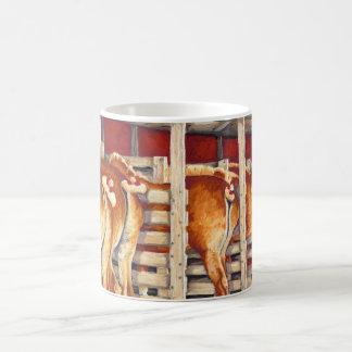 Show Girls - Belgian Horses Coffee Mug
