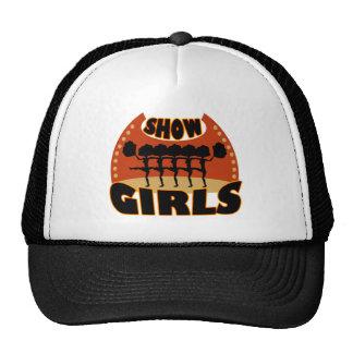 Show Girls Hat