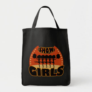 Show Girls Tote Bag