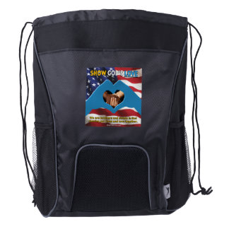 SHOW GOD'S LOVE Backpack