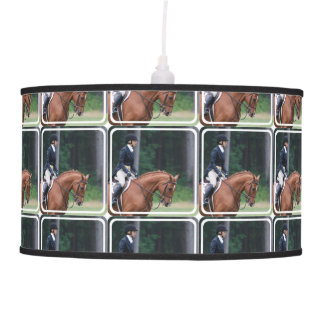 Show Horse Pendant Lamp