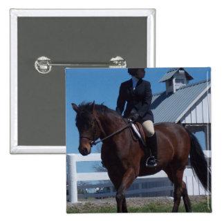 Show Horse Pin