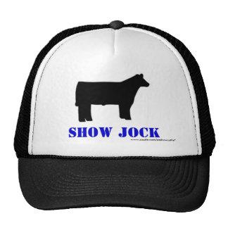Show Jock Hat