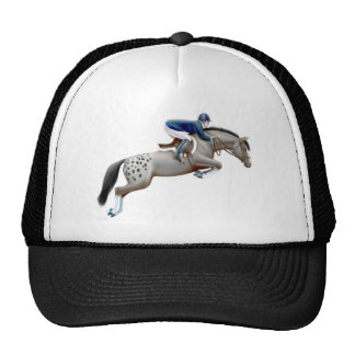 Show Jumper Appaloosa Hat