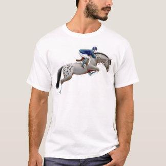 Show Jumper Appaloosa Horse T-Shirt
