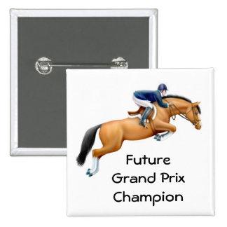 Show Jumper Future Grand Prix Champ Pin
