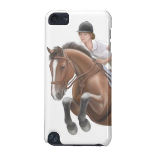 Show Jumper Horse iPod Touch Case