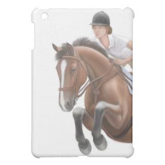 Show Jumper Horse Speck Case iPad Mini Cover