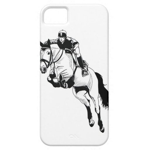 Show Jumper iPhone SE/5/5s Case