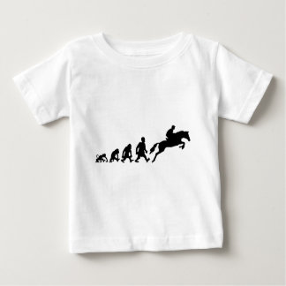 Show jumping baby T-Shirt