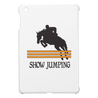 SHOW JUMPING CASE FOR THE iPad MINI