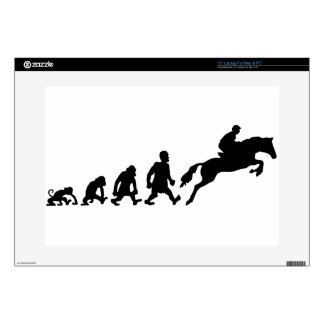 """Show jumping 15"""" laptop decals"""