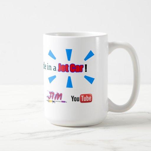 Show line-up and logo mug
