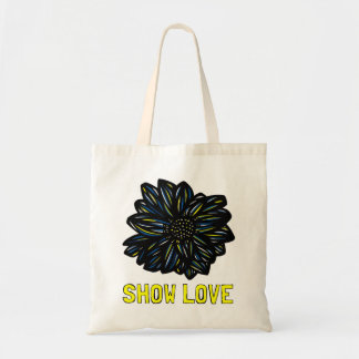 """Show Love"" Classic Tote Bag"