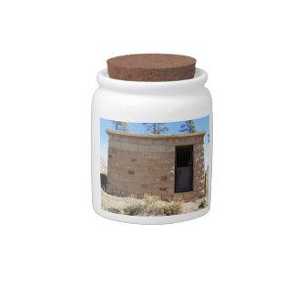 Show Low, Arizona Jail Candy Jar