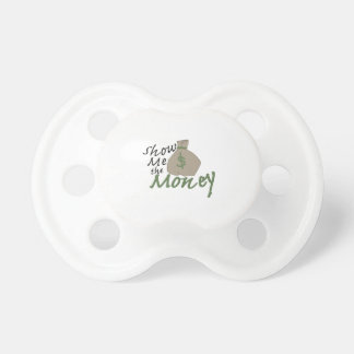 Show Me Bag BooginHead Pacifier