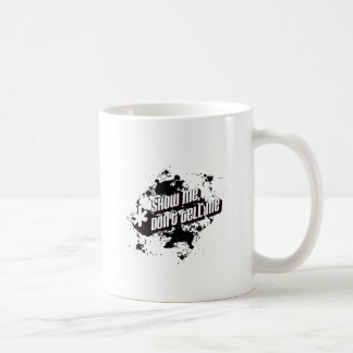 show me don't tell me coffee mug