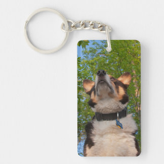 Show Me Intrigue Keychain