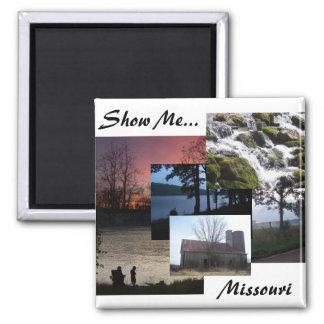 Show Me...Missouri Fridge Magnets