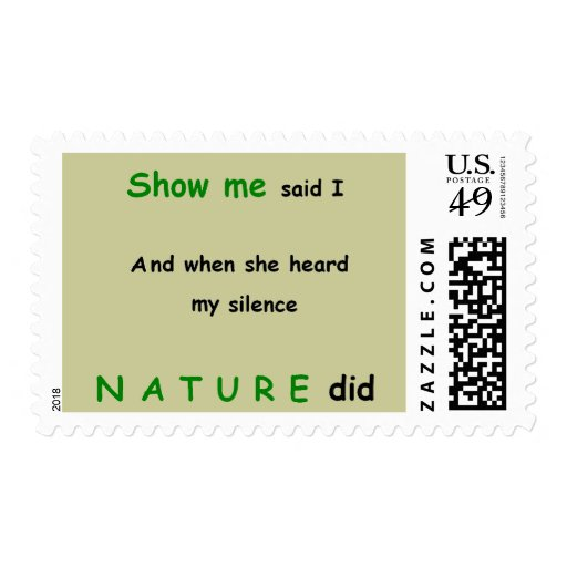 Show Me Stamp