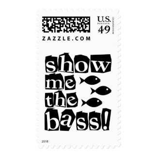 Show me the bass! postage