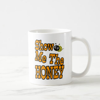 show me the honey coffee mug
