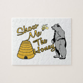 Show Me The Honey Jigsaw Puzzle