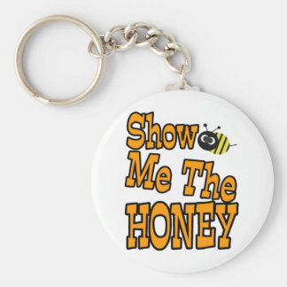 show me the honey keychain