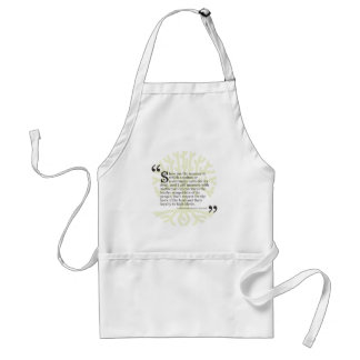 Show Me The Manner Apron