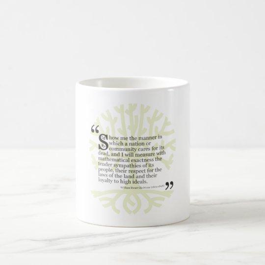 Show Me The Manner Coffee Mug