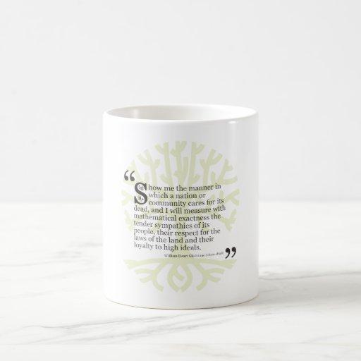Show Me The Manner Mug
