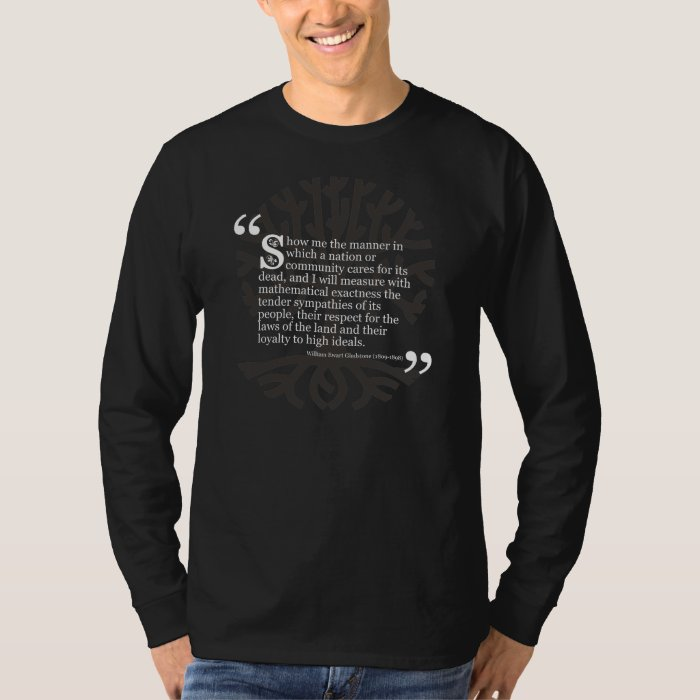 Show Me The Manner T-Shirt