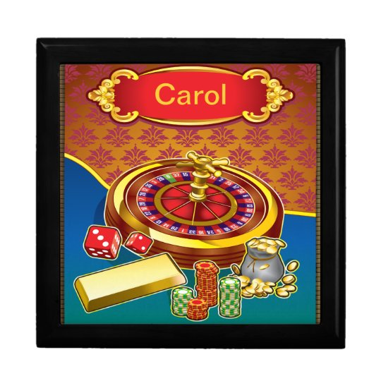 Show Me The Money Gambler Gift Box