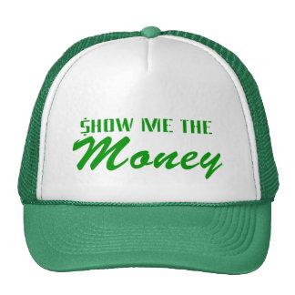 Show me the Money Mesh Hat