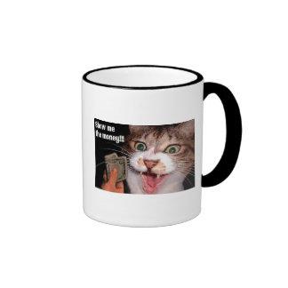 Show me the money. mugs
