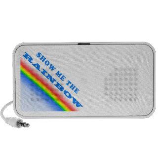Show Me The Rainbow Speakers