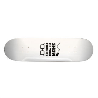 Show me your Cookies Geek Zb975 Skateboard Deck