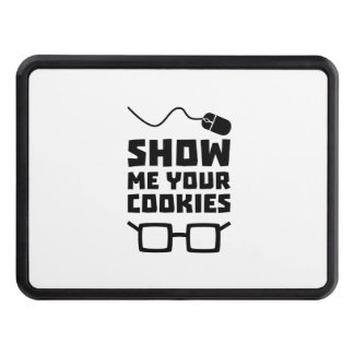 Show me your Cookies Geek Zb975 Tow Hitch Cover