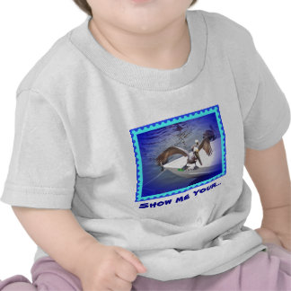 Show Me Your Fishy! T Shirt