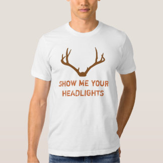 Show Me Your Headlights Tees