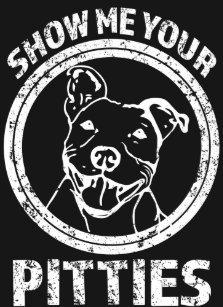 8838637c7241 Funny Pitbull T-Shirts - T-Shirt Design & Printing | Zazzle