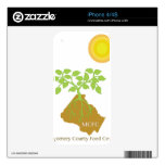 Show Montgomery pride wherever you go iPhone 4 Decal