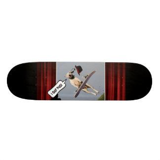 Show-off Dog Skateboard