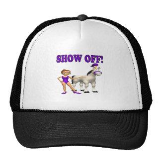 Show Off Trucker Hat