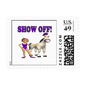 Show Off Postage