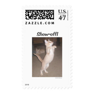 Show-off! Postage