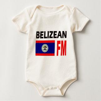 Show off your favorite online radio baby bodysuit