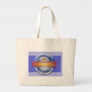 Show off your Halffast pride! Tote Bags