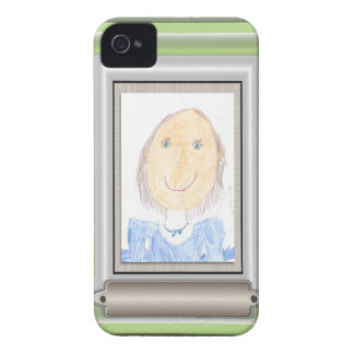 Show Off Your Kid's Art or Photo Case-Mate iPhone 4 Cases