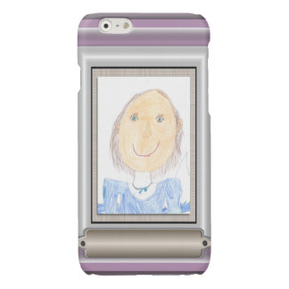 Show Off Your Kid's Art or Photo Glossy iPhone 6 Case